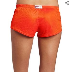 Soffe Shorts - Soffe mesh low rise tiny shorts